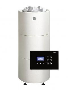 Печь Tulikivi Kuura 1 - 10.5 кВт с пультом и блоком мощности в комплекте