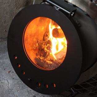 Дровяная печь IKI Maxi Plus - фото 1