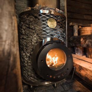 Дровяная печь IKI Maxi Plus - фото 3