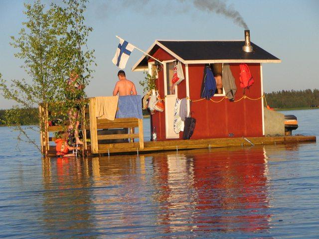 О Финской сауне